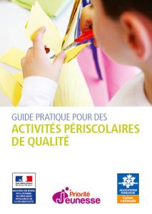 Guide pratique Activités périscolaires