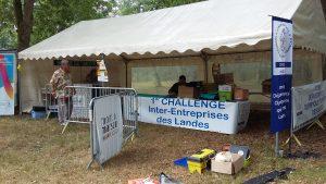 Le 1er Challenge Inter-Entreprises des Landes : on y était !!