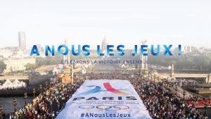 Attribution des JO Paris 2024