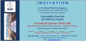 AG CDOS 2 février 2018