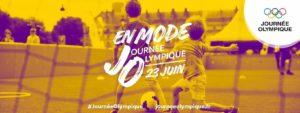 Journée olympique 21 juin 2018